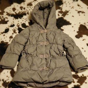 Obaibi (Girls) Hooded Padded Jacket